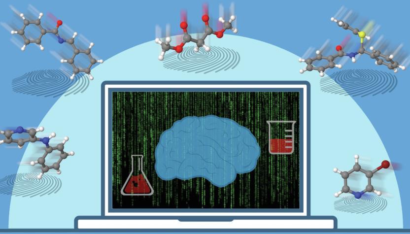 Las máquinas aprenden quiímica - Dalgar